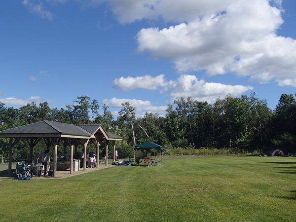 国営滝野すずらん丘陵公園 滝野の森ゾーン 森の炊事広場