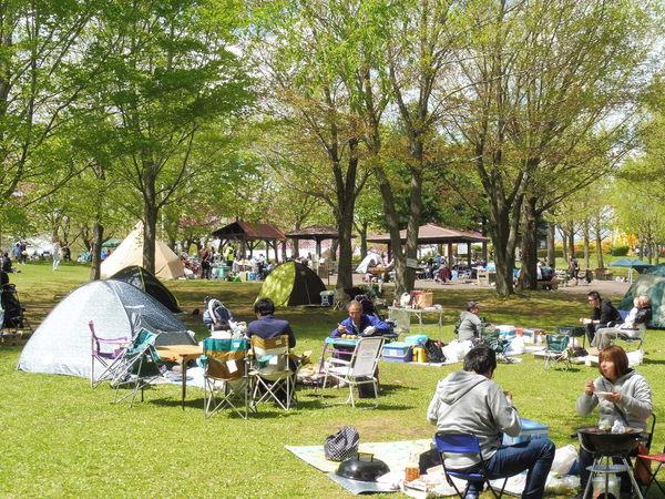 八戸公園バーベキューサイト