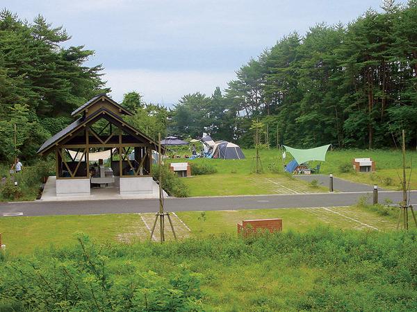 休暇村気仙沼大島キャンプ場
