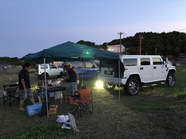 シーサイド太東海岸 鍋・BBQ & AUTOCAMP