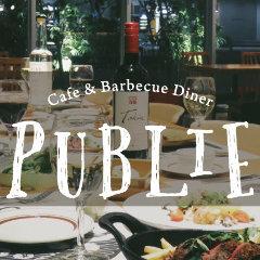 カフェ&バーベキューダイナー PUBLIE
