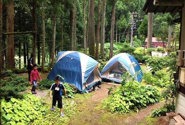 あそあその森キャンプ場