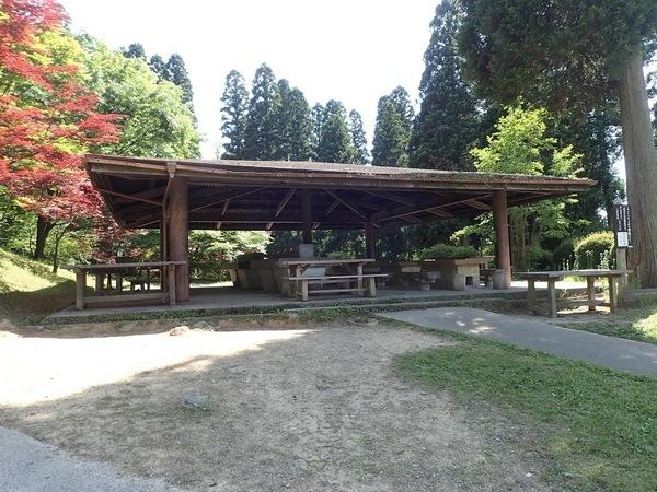 石川県森林公園炊飯広場