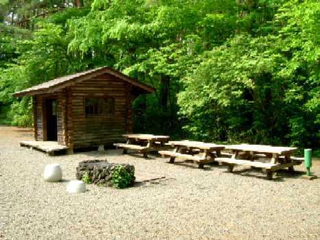 富士吉田市立諏訪の森自然公園