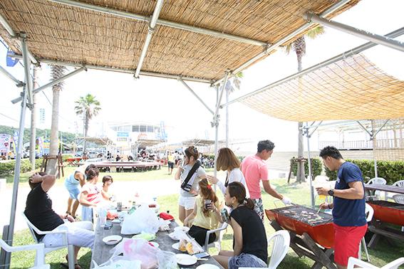 Beach Cafe Teria Hi Blue
