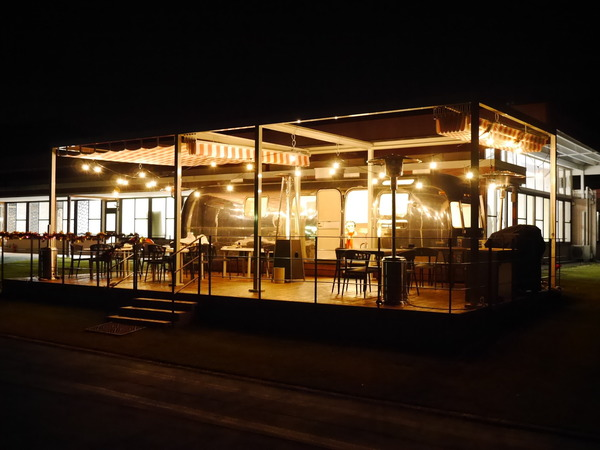 ROSE CAFE BBQコーナー