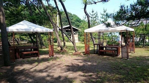 弁天浜キャンプ場