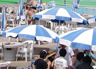 リゾ鳴尾浜 海辺のバーベキューサイド