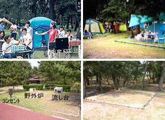 日吉津村キャンプ場