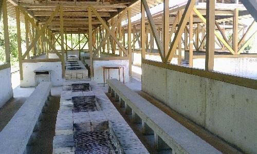 東浜海岸野外施設 (バーベキュー)