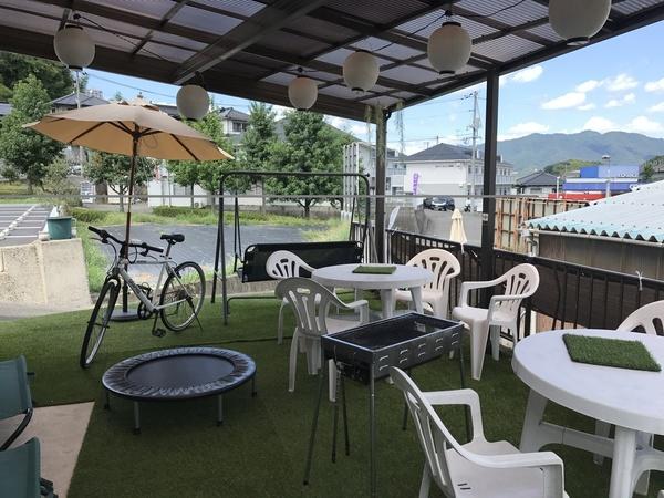 大塚西 BBQ terrace