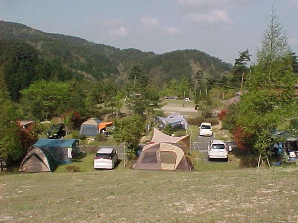 十種ヶ峰ウッドパークオートキャンプ場
