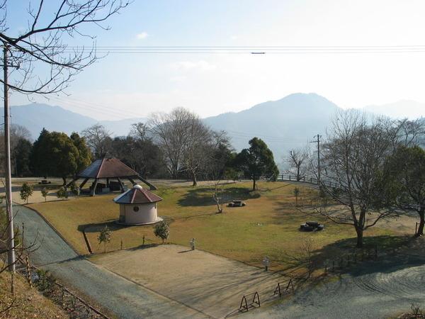 大洲家族旅行村オートキャンプ場