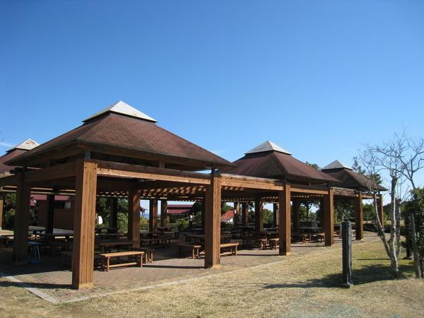 土佐西南大規模公園オートキャンプ場とまろっと