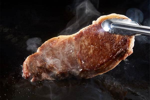 おいしいステーキ肉の見分け方