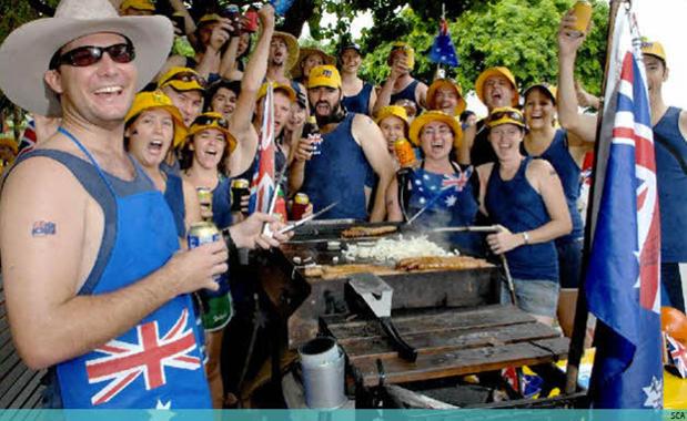 オーストラリア人は世界一BBQが好き!?
