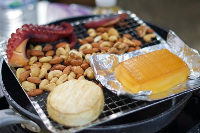 外ごはんレシピシリーズ:フライパンで簡単スモーク